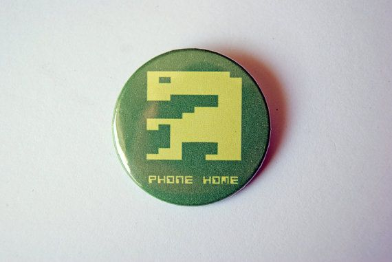A 1.5 inches (38mm) pinback button featuring the character from the beloved/despised classic Atari game. Ready to wear wherever you want upon arrival, this button is sent to you in a resealable cello packet, so you can also gift it away! :D  Remember that our buttons are all handmade, printed w...