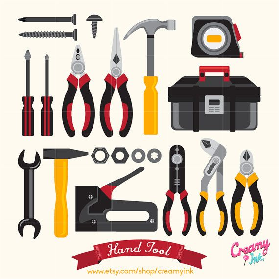 Hand And Power Tools Clipart - Clipart Kid   Woodworking plans diy,  Woodworking tools for sale, Hammer tool