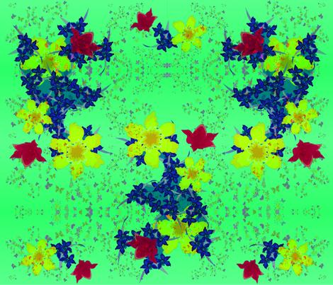 Kimono_copy fabric by scifiwritir on Spoonflower - custom fabric