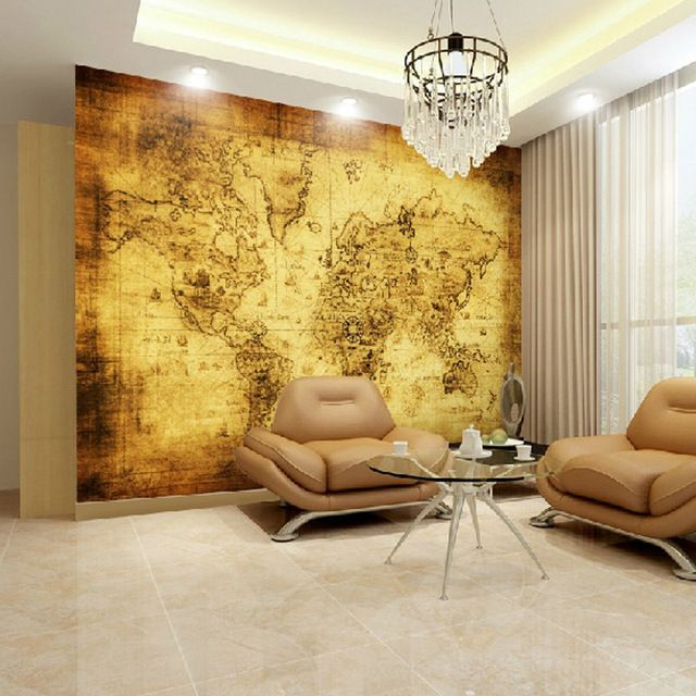 Custom large mural hotel bedroom living room tv background wallpaper custom large mural hotel bedroom living room tv background wallpaper vintage nautical world map wallpaper gumiabroncs Image collections