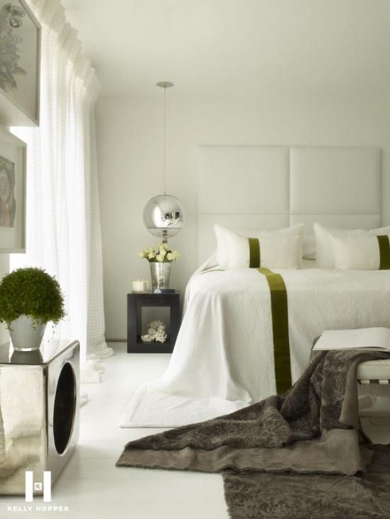 Learn The Art Of The Bedroom Kelly Hoppen