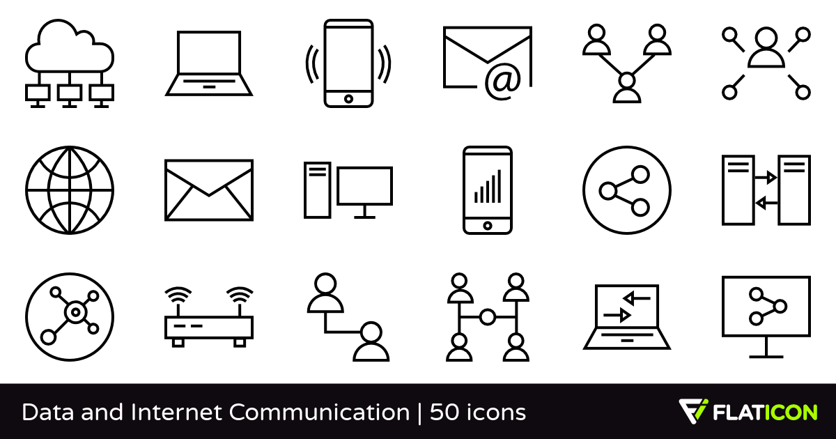 60d18ca61 Communication Icon, Free Icon Packs, Vector Icons, Vector Free, Icon Font,