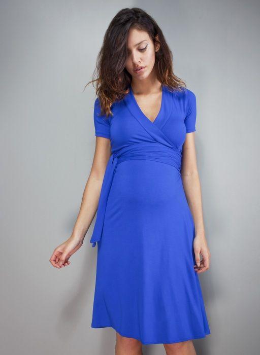 0cdf67462ff1f Judy Wrap Maternity Dress | Isabella Oliver | Maternity Dress | BABY ...