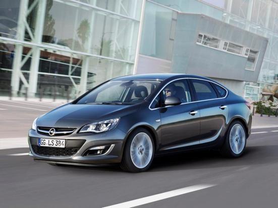 Opel está mejorando su gama Astra