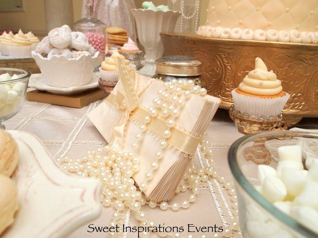 victorian wedding themes victorian bridalwedding shower party ideas photo 4 of 15 catch my