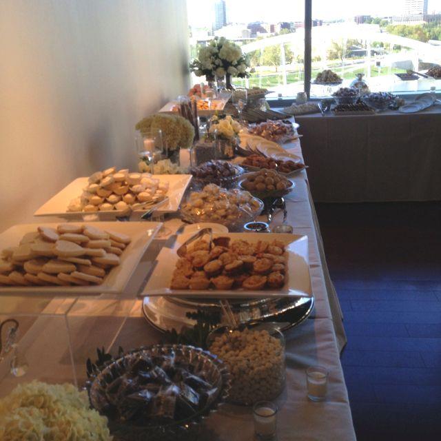 Wedding Reception Food Trays: Wedding Food/trays