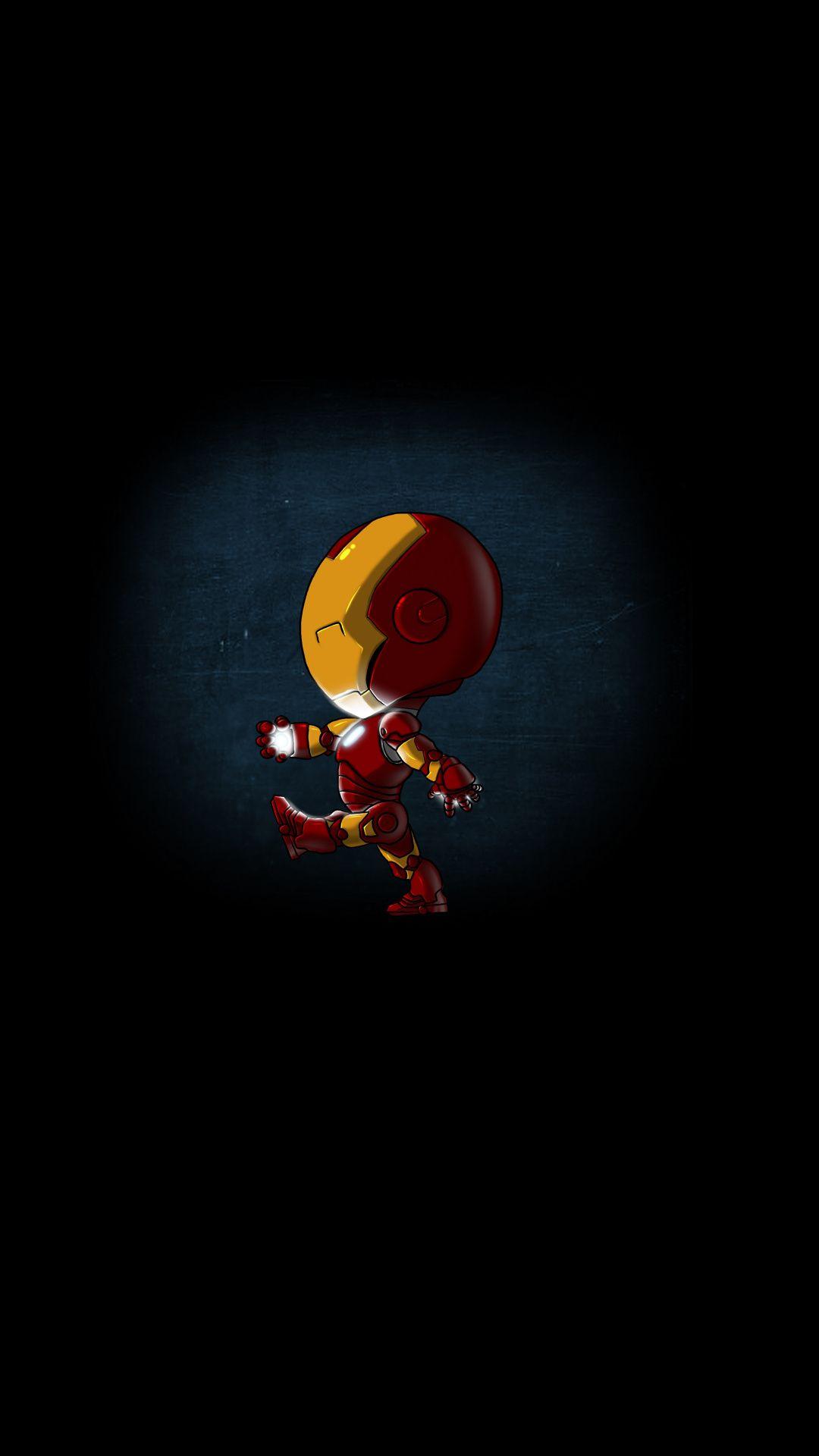 Mini Iron Man Superhero Artwork Wallpaper Iron Man Wallpaper Iron Man Artwork Mini Iron