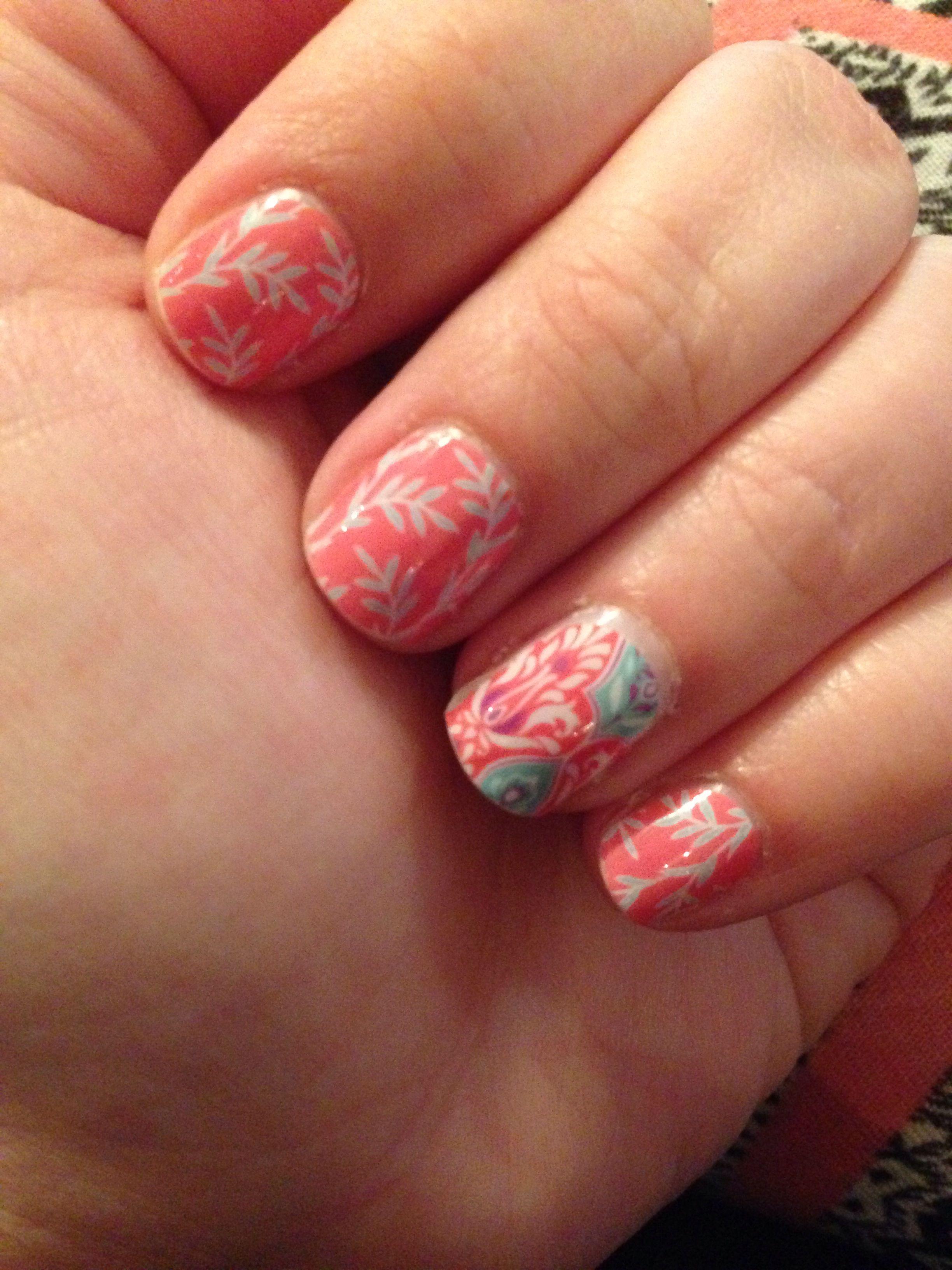 Jamberry Nails- nail art made easy! #whimsicalwillowjn #fadeddecojn ...