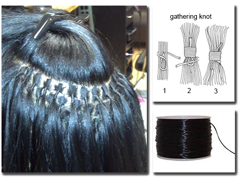 Image Result For Brazilian Knot Extensions