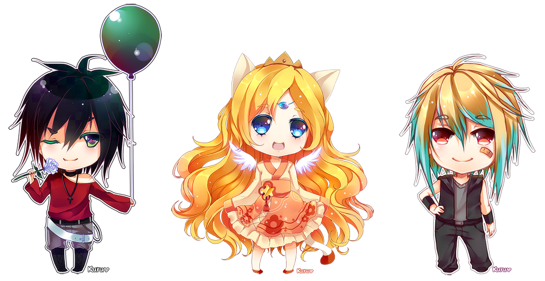 chibis batch 11 by on