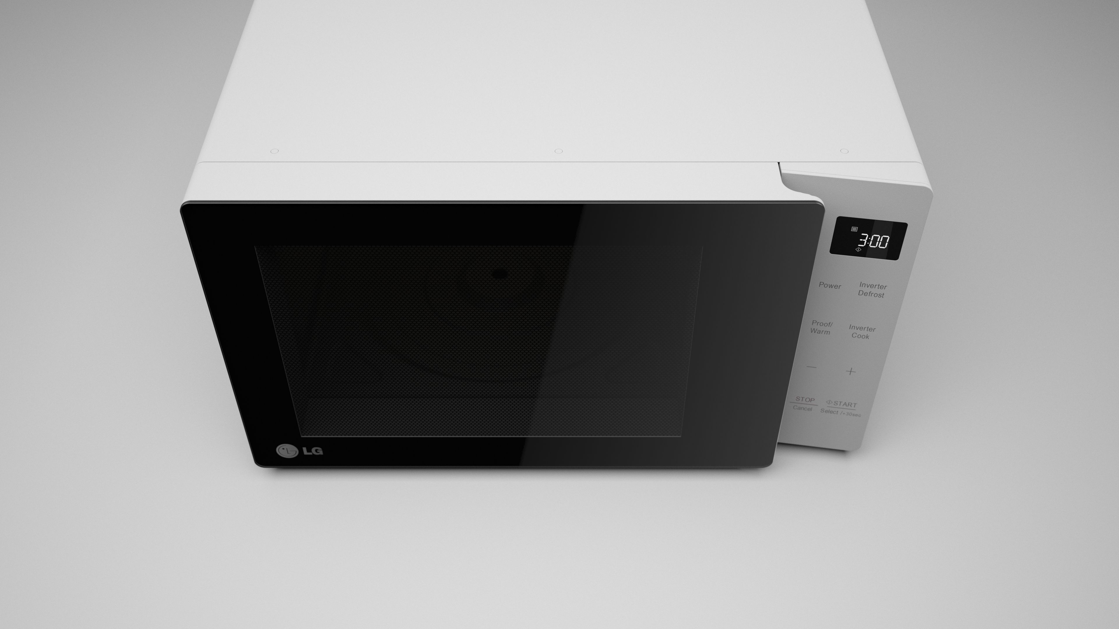 Lg Neochef Microwave Oven On Behance Microwave Oven Microwave
