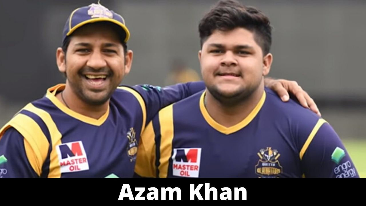 Azam Khan Cricketer Batting Profile Father Age Height Etc In 2020 Cricket Khan Father