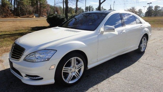 Used 2013 Mercedes Benz S550 4matic 62 990 With Images