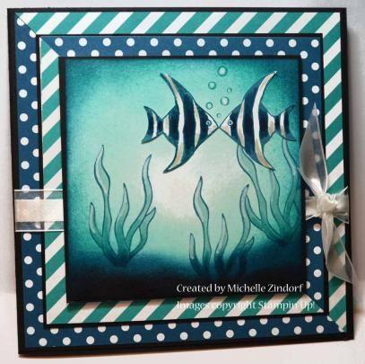 Kissing Fish – Stampin' Up! Card (zindorf.blogs ...