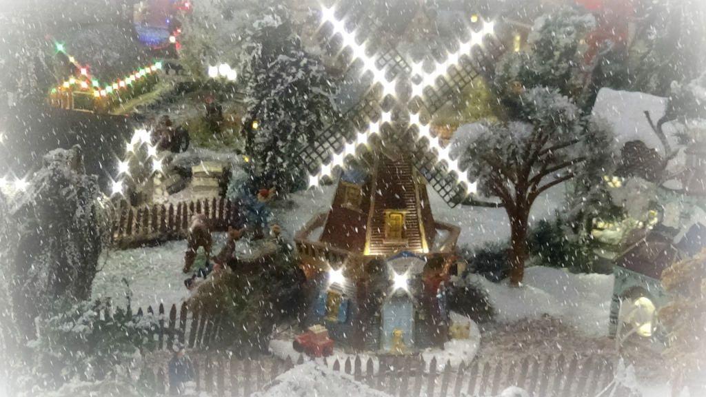 Make It Christmas Time: Foto's van de kerstshow bij Intratuin Rhoon