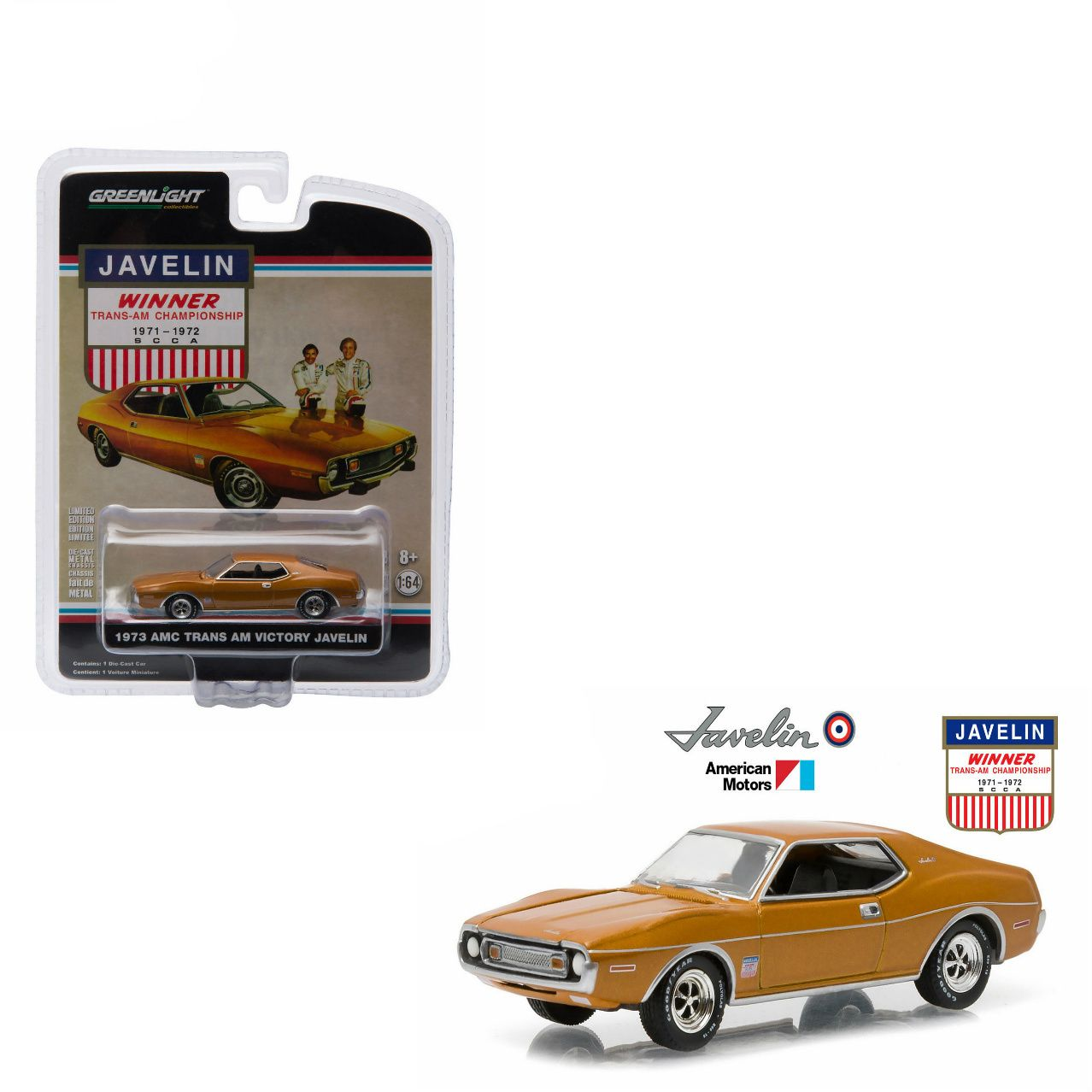 Greenlight 1/64 Scale Hobby Exclusive
