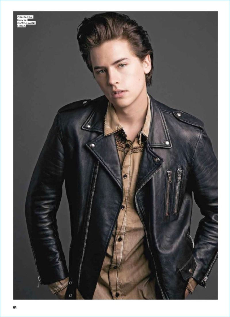 Cole sprouse seventeen riverdale stars cole sprouse and kj apa go retro for their latest photo shoot the pair stars in seventeen mxicos november 2017 cover shoot kristyandbryce Choice Image