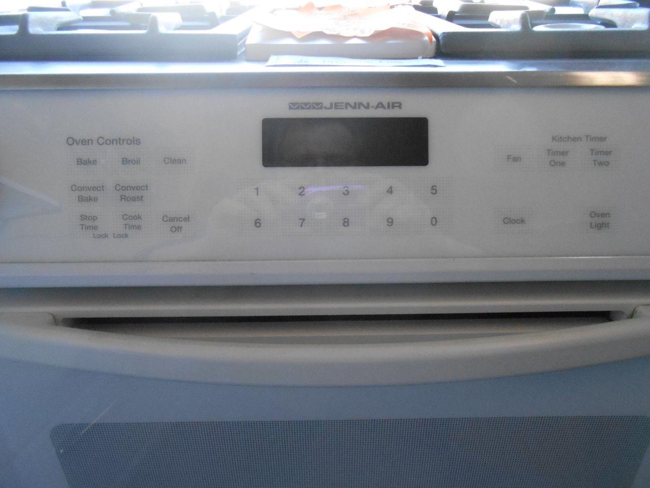 kitchenaid gas oven won't ignite