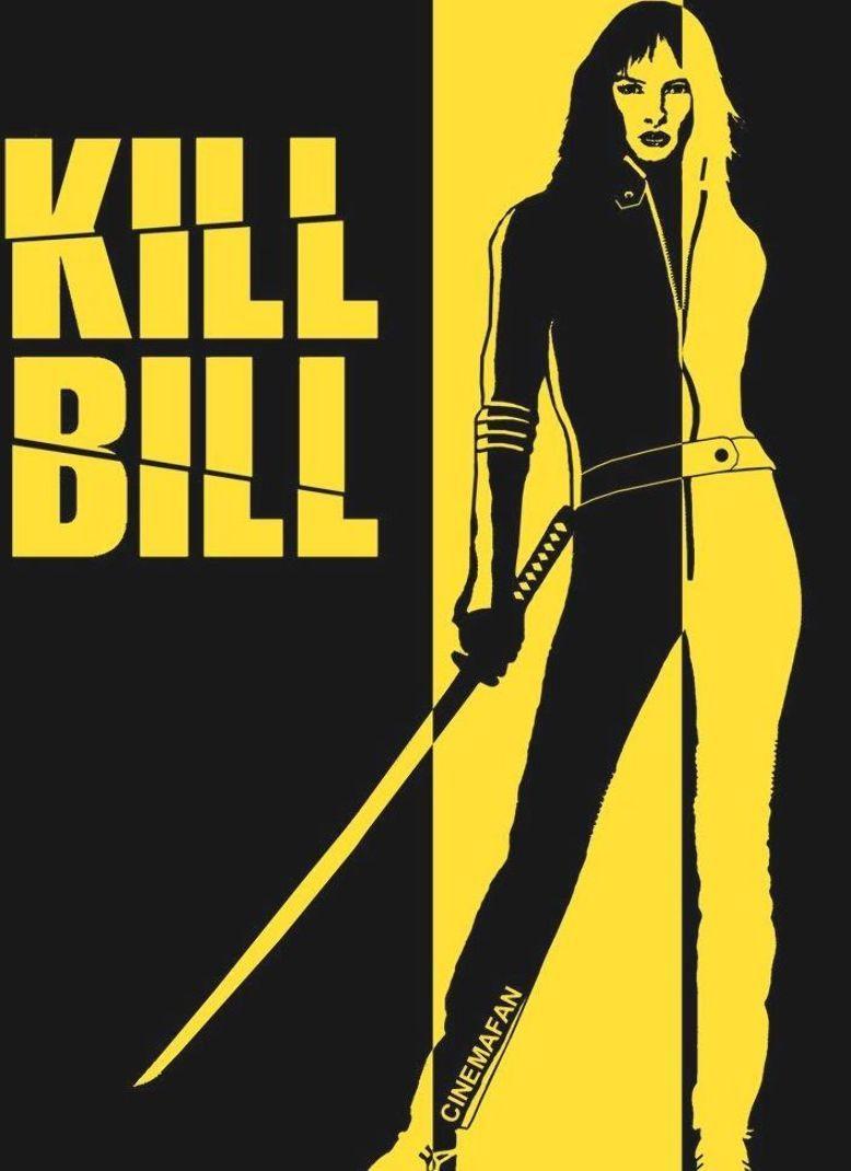 Kill Bill By Cinemafan On Redbubble Quentin Tarantino Movie Movies Kill Bill Killbill Uma Kill Bill Movie Posters Minimalist Graphic Design Book Cover