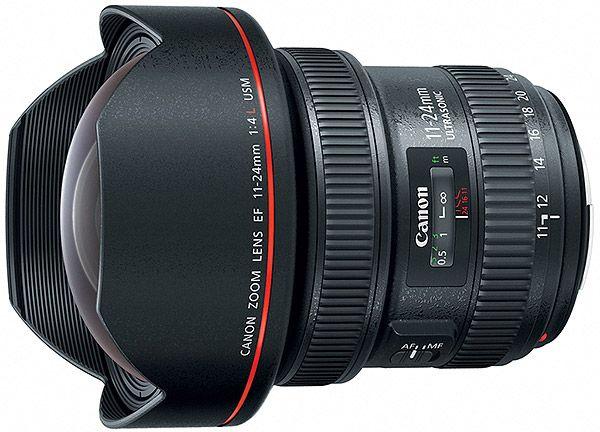 Canon Debuts Ef 11 24mm F 4l Lens The Widest Rectilinear Full Frame Lens On Earth Zoom Lens Dslr Lense Full Frame Sensor