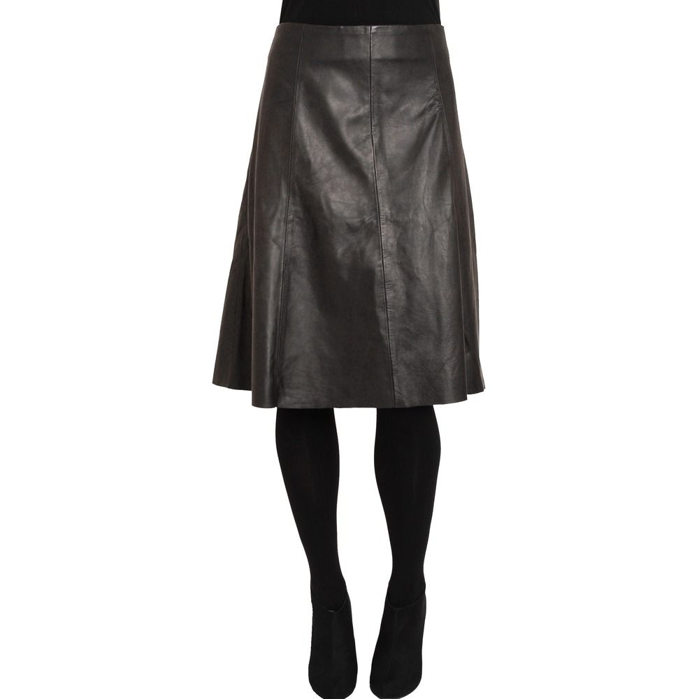 SABATINI A-Line Leather Skirt | Sewing- Skirts | Pinterest | A ...