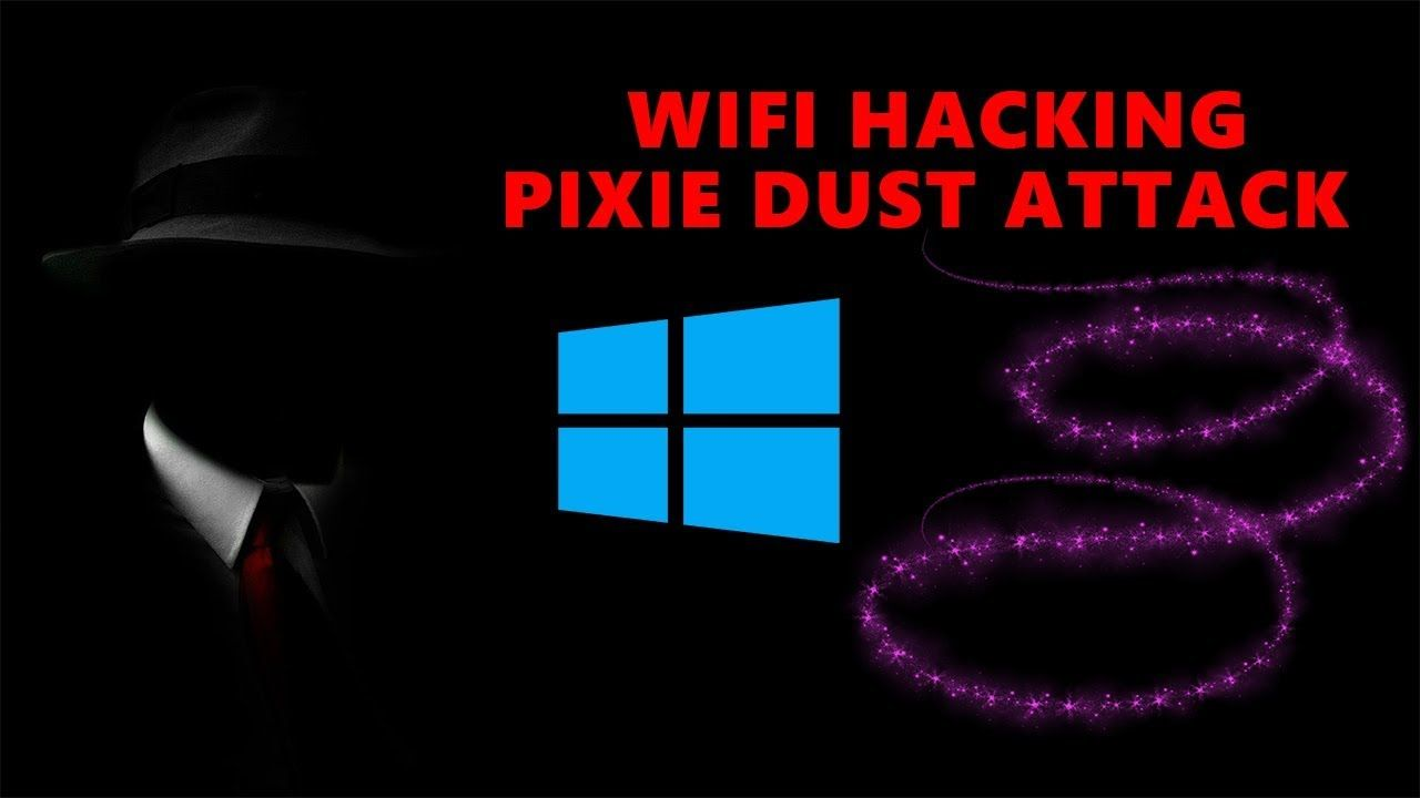 How to hack wifi using pixie dust attack  BlackHat  SEO  infosec  security 18af62fbb05