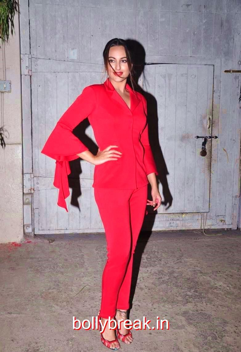 Sonakshi Sinha Hot Pics From Force  Video Song Launch