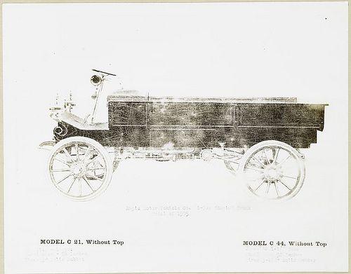 Photographs Of General Motors Cars And Trucks 1902 1938 Gmc Trucks General Motors Cars Motor Car