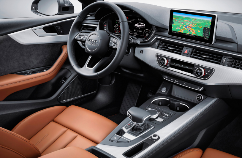 2018 Audi A5 Interior Audi A5 A5 Sportback Audi A5 Sportback