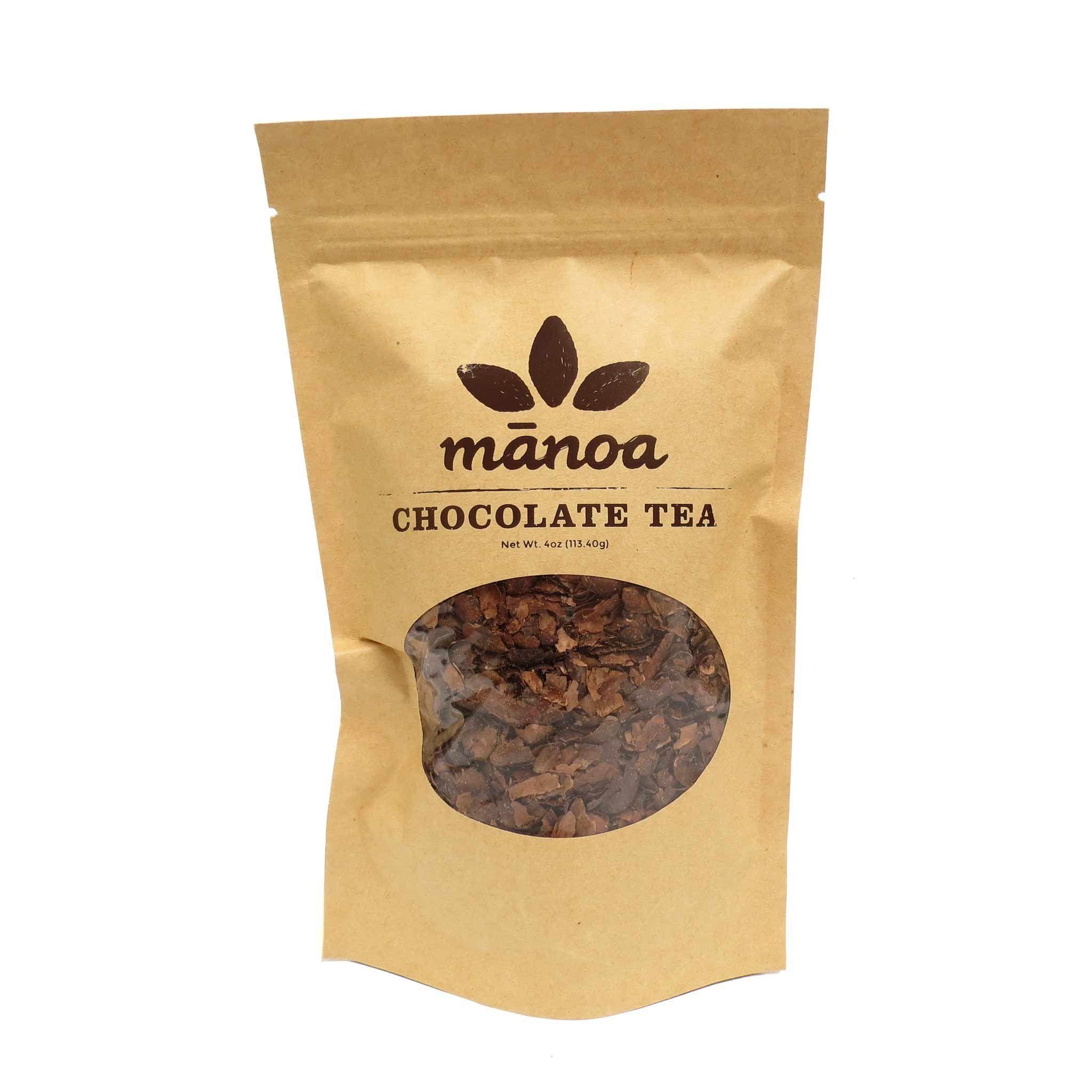 Manoa Chocolate Tea Hawaii | d r i n k - y o s e l f ...