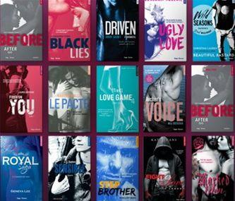 Page D Accueil En 2019 Livre Books Et Romance