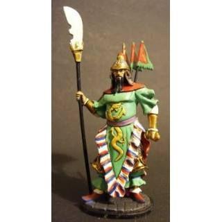 guerreiro chinês