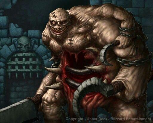 Resultado de imagen para abomination fanart warcraft