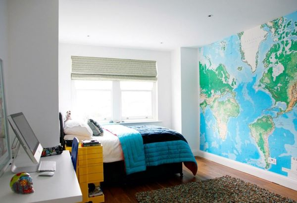 Kreative Wandgestaltung Wanddeko Ideen Wandgestaltung Schlafzimmer