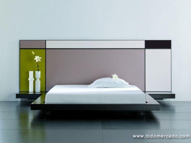 Muebles modernos y Vanguardia hechos a medida - Camas modulares ...