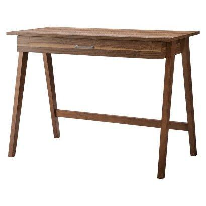 Paulo Wood Writing Desk With Drawer White Wash Project 62 Writing Desk With Drawers Wood Writing Desk 4 Shelf Bookcase