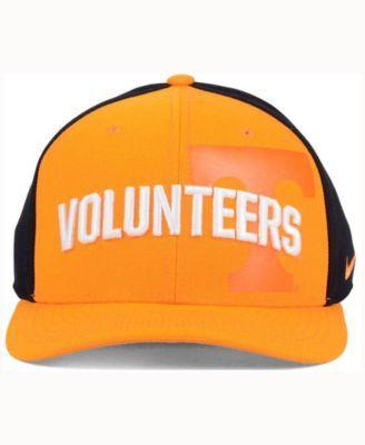 63a84f7e859 Nike Tennessee Volunteers Classic 99 Swoosh Flex Cap - Orange OSFM ...