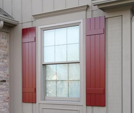 Perfect Atlantic Premium Shutters   Love The Look Of These Shutters...the Window  Trim