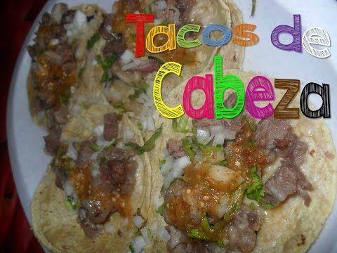 RICOS TACOS DE CABEZA DE RES- TACOS AL VAPOR (LOS ANGELES COCINAN ) - YouTube
