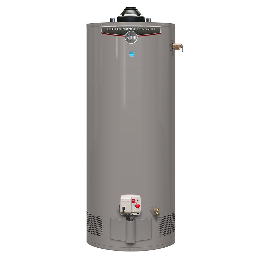 Rheem Performance Platinum 40 Gal Short 12 Year 36 000 Btu Liquid Propane Energy Star Tank Water Heater Natural Gas Water Heater Water Heater Installation Energy Star