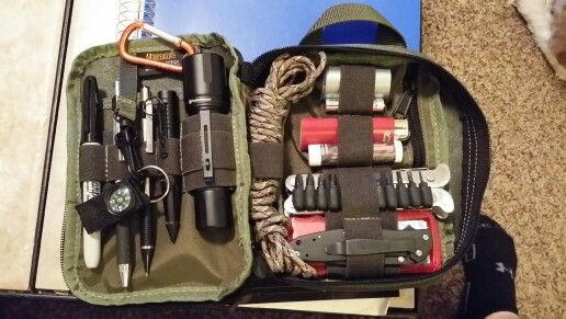 maxpedition fatty  Maxpedition fatty. My personal EDC with a little bit of everything ...