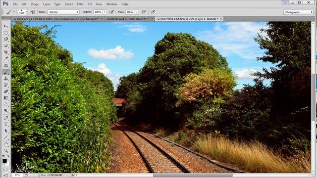 Lightroom to Photoshop. A quick guide into opening images into Photoshop from Lightroom.  Enjoy more at www.davepiper.co.uk