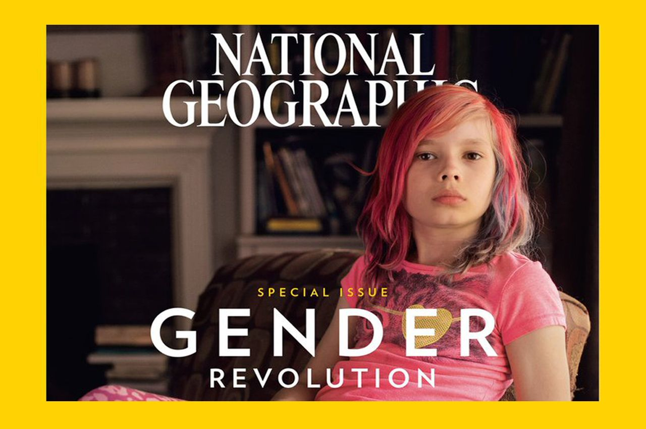 National Geographic Puts a Transgender Girl on Its Cover   Transgender Universe