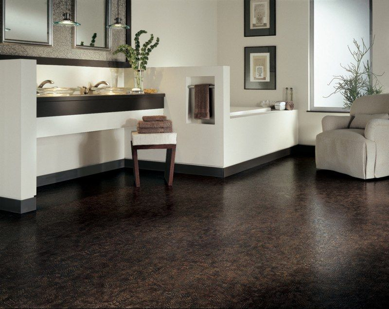 Painted linoleum floors img src http for Paint for linoleum floors in bathroom