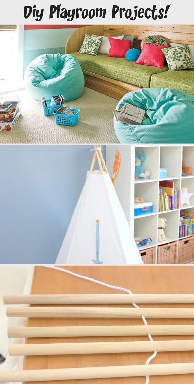 Photo of Diy Playroom Projects! – Decor Dıy