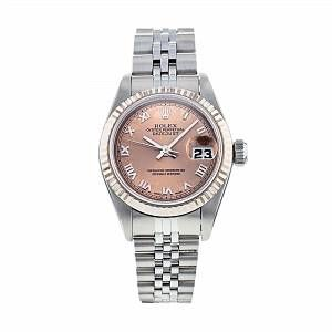 Pre-Owned Rolex Datejust 79174 #rolexdatejust