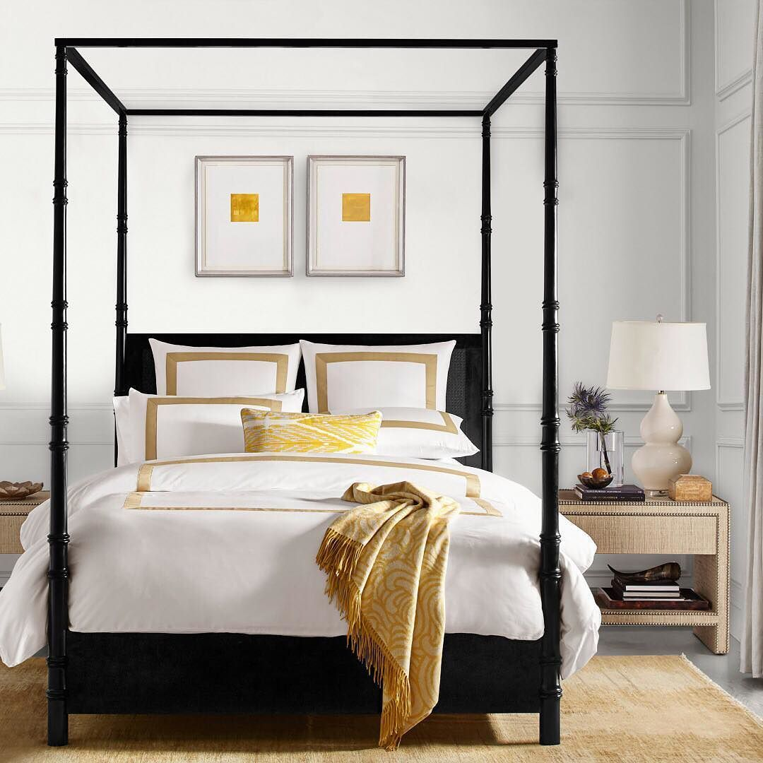 For spring decorate with subtle hints of gold yellow for a