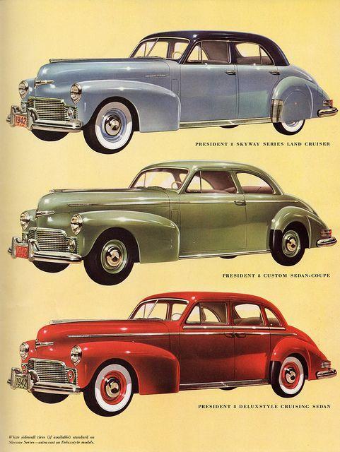 1942 Studebaker Presidents