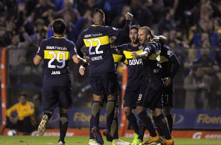 Boca Juniors se consagró anticipadamente campeón de la Liga argentina, después de que su escolta Banfield cayera por 1-0 a domicilio ante San Lorenzo. 6/21/2017