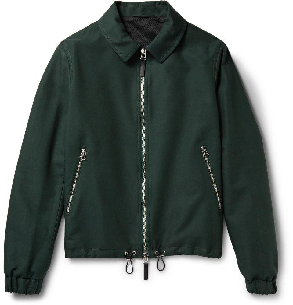 AMI Gabardine Jacket